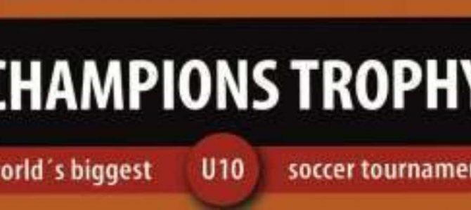 U10 Champions Trophy Turnier Di., 1.5.18